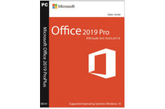 Microsoft 269-17068 Office Pro 2019 ESD, Multilingual