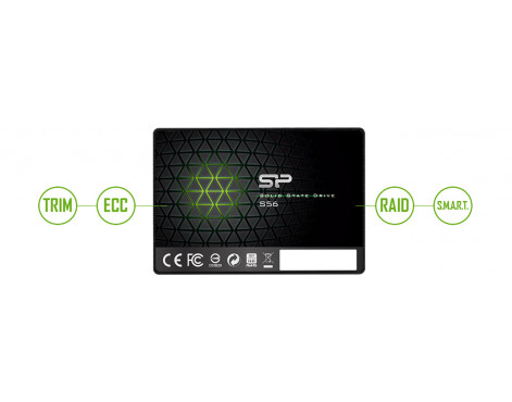 SSD diskas Silicon Power S56 120GB 2.5""