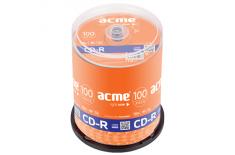 Acme CD-R 0.7 GB, 52 x, 100 Pcs. Cake Box
