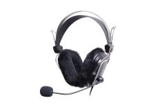 A4Tech Headset HS-60 Winter/Summer Auricle, 2x 3.5mm jack
