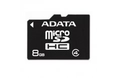 ADATA 88 GB, Micro SDHC, Flash memory class 4, No