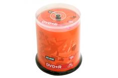 Acme DVD+R 4.7 GB, 16 x, 100 Pcs. Cake Box