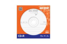 Acme CD-R Paper Envelope 0.7 GB, 52 x