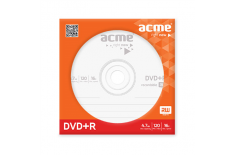 Acme DVD+R Paper Envelope 4.7 GB, 16 x