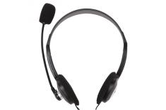 Acme CD602 Headphones Built-in microphone, Black