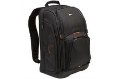 Case Logic SLRC206 SLR Camera/Laptop Backpack/ Nylon Woven/ Black/ For (31.0 x 22.5 x 47.5cm)