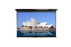 Elite Screens Manual Series M150UWH2 Diagonal 150