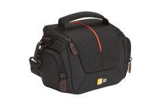 Case Logic Compact System/Hybrid/Camcorder Kit Bag Interior dimensions (W x D x H) 76 x 140 x 89 mm, Black, * Camcorder kit bag