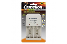 Camelion Plug-In Battery Charger BC-0904S 2x or 4xNi-MH AA/AAA or 1-2x 9V Ni-MH