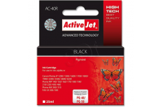 Action ActiveJet AC-40R (Canon PG-40,PG-50) Ink Cartridge, Black