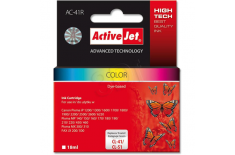 Action AC-41R (Canon CL-41,CL51) Tri-Colour Ink Cartridge, Cyan, Magenta, Yellow