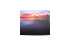 Acme Sun/lake Mouse Pad, Violet, 230 x 195 x 3 mm