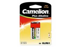 Camelion 6LF22-BP1 9V/6LR61, Plus Alkaline 6LR61, 1 pc(s)