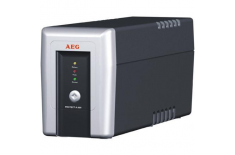AEG UPS Protect A. 700, 700VA / 420W / 3 + 1 x IEC 320 C13 Load outputs/ Phone, fax & modem protection / USB / RS232 / Automatic