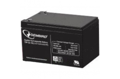 EnerGenie Rechargeable battery 12 V 12 AH for UPS EnerGenie SpecificationsNominal voltage: 12 VDimensions: 151 x 99 x 96 mmHeigh