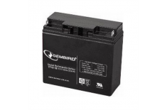 EnerGenie Rechargeable battery 12 V 17 AH for UPS EnerGenie Nominal voltage: 12 VDimensions: 181 x 76 x 167 mmHeight (incl. term