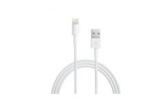 Apple MD818ZM/A USB A, Lightning, 1 m, White