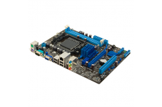 ASUS M5A78L-M LX3 / AMD 760G (780L)/SB710 / 2 x DIMM, Max. 16GB, DDR3, Dual channel / Expansion: 1 x PCIe 2.0(x16), 1 x PCIe 2.0