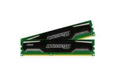 Crucial 16 Kit (8GBx2) GB, DDR3, 1600 MHz, PC/server, Registered No, ECC No
