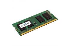 Crucial 4GB 4GB GB, DDR3, 204-pin SO-DIMM, 1600 MHz