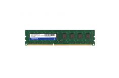 ADATA 4 GB, DDR3, 1600 MHz, PC/server, Registered No, ECC No