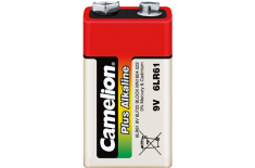 Camelion 9V/6LR61, Plus Alkaline 6LR61, 1 pc(s)