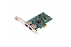 Dell Broadcom 5720 DP 1Gb Network Interface Card, Low Profile - Kit PCI Express