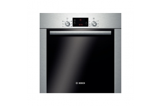 Bosch HBA23B251S 66 L, Stainless steel, Rotary, Height 59.5 cm, Width 59.5 cm, Buil-in Multifunctional Oven