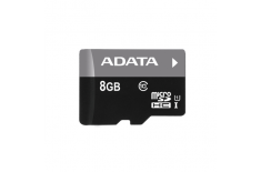 ADATA Premier UHS-I 16 GB, MicroSDHC, Flash memory class 10, No