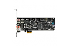 ASUS XONAR DSX(ASM), PCIE 7.1 Audio Card/DTS Sound Technologies SNR up to 107db Audio Quality High-Performance Sound Processor (