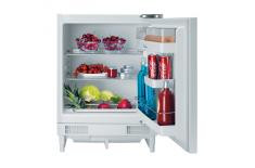 Candy CRU 160E Built-in, Fridge, Height 82 cm, A+, Fridge net capacity 133 L, 43 dB, White