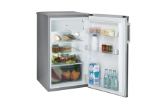 Candy CCTOS 502XH Refrigerator/Reversible door/H85/Fridge 84L/Freezer 13L/EC A+/Inox