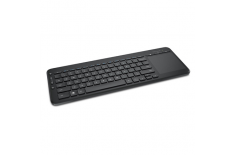 Microsoft N9Z-00022 Multimedia, Wireless, Keyboard layout EN, Graphite, Mouse included, UK English, 434 g