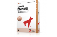 G-Data Antivirus, New electronic licence, 1 year(s), License quantity 3 user(s)
