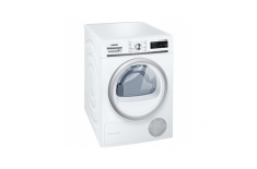 Siemens WT47W568DN Tumble Dryer/8KG/A++/LED Display/autoDry/iSensoric/softDry/activeAir/White