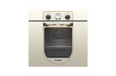 Bosch HBA23BN21 62 L, Beige, Rotary, Height 59.5 cm, Width 59.5 cm, Buil-in Multifunctional Oven