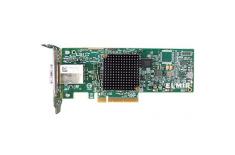 Dell LSI 12Gb SAS HBA 9300-8e, Dual Port