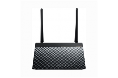 Asus ADSL modem router DSL-N14U 10/100 Mbit/s, Ethernet LAN (RJ-45) ports 4, 2.4GHz, Wi-Fi standards 802.11n, 300 Mbit/s, Antenn