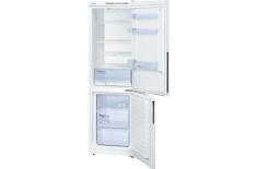 Bosch KGV36UW20 Refrigerator/3Drawers Combi/H186/Fridge 213L/Freezer 94L/EC A+/CrisperBox /VarioZone/LowFrost/BigBox/White
