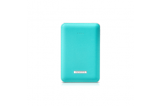 A-DATA PV120 Power Bank, Blue, Rechargeable Li-polymer 5100 mAh