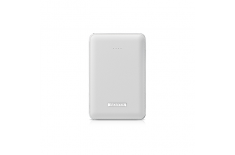 A-DATA PV120 Power Bank, White, Rechargeable Li-polymer 5100 mAh