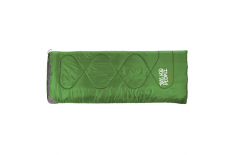 Easy Camp Chakra, Sleeping bag, 190x75 cm, +25/+10/+5 C, Green