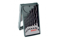 Bosch 7-pieces Wood Drill Bit Set 3/4/5/6/7/8/10mm