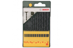 Bosch 13-pieces HSS-R Drill Bit Set