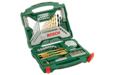 Bosch Titanium 70-piece Accessory Set