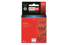 Action ActiveJet ACC-551CN (Canon CLI-551C) Ink Cartridge, Cyan