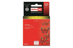 Action ActiveJet ACC-551YN (Canon CLI-551Y) Ink Cartridge, Yellow