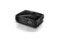BenQ MX507 XGA/4:3/1024x768/4000Lm/13000:1/Zoom 1.1x/3D/Lamp 4000-10000h/VGA,USB,RCA,RS232,S-Video, Audio in-out/1.8kg/Speaker 2