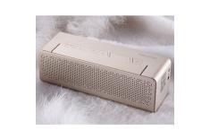 Microlab T5 Bluetooth Portable Speaker/ Gold/ 20W RMS (10W+10W)/ Metal Shell Microlab 20 W, 2.0