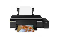 Epson L L805 Colour, Inkjet, Photo Printer, Wi-Fi, A4, Black